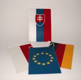 Stolová vlajka obdĺžnik